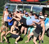 rafting group-chile