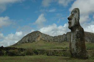 Ranu Raraku Easter Island