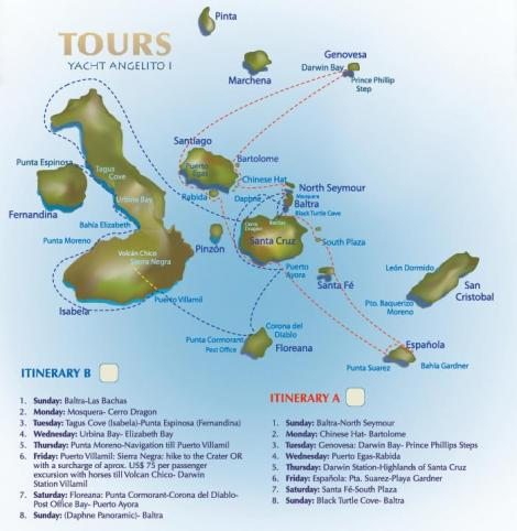 galapagos-islands-itinerary