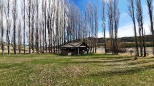 Campground, Patagonia Park, Aysen Region, Chile