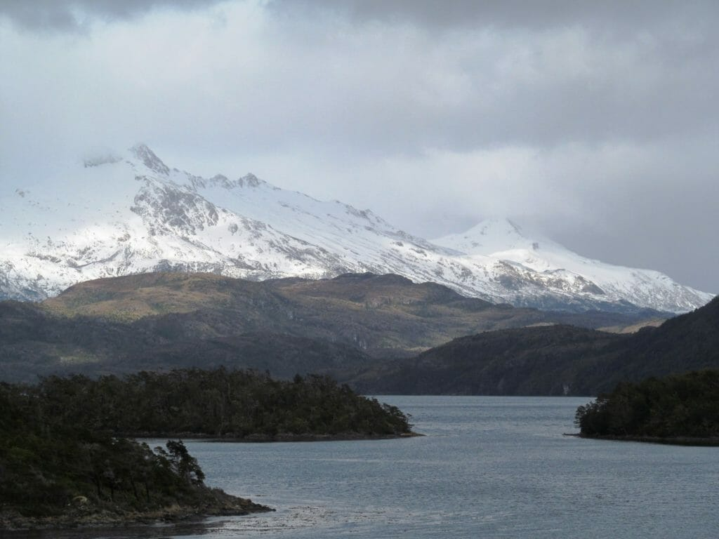 Chile Fjord, Patagonia